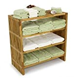Westminster Teak Towel Shelf