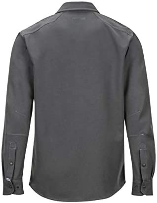42230-1440-XXL Slate Grey 2XL Mens Marmot Lisgar Long Sleeve