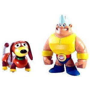 Amazon.com: Disney / Pixar Toy Story Mini Figure Buddy