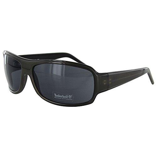 Timberland sunglasses TB 7077 96A Plastic Olive Amber - Polarized Sunglasses Timberland