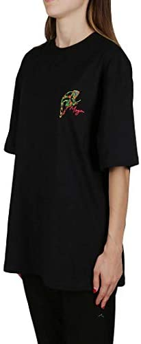 MSGM Luxury Fashion Donna 2943MDM7920764899 Nero Cotone T-Shirt | Autunno-Inverno 20