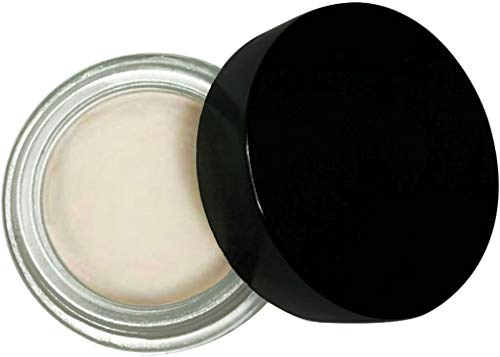 Mom's Secret Organic Creamy Shimmer Luminizer Pot For Eyes, Cheekbones and Lips, All Natural, Vegan, Gluten Free, Cruelty Free, Made in the USA, 0.11 oz. (Satin Pearl)