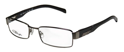 Smith Optics Council Mens Rectangular Full-rim Spring Hinges Eyeglasses/Spectacles (53-18-135, Brown / Tortoise)