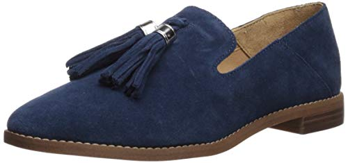 Franco Sarto Women's Hadden Loafer Flat, Lapis Blue, 11 M US from Franco Sarto