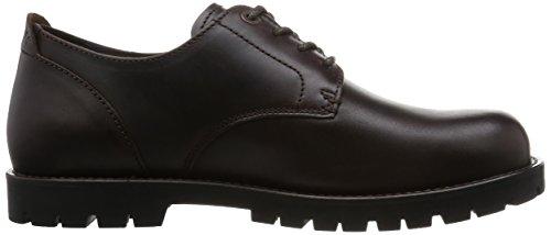 Birkenstock , Chaussures de ville à lacets pour homme Marron Dark Brown