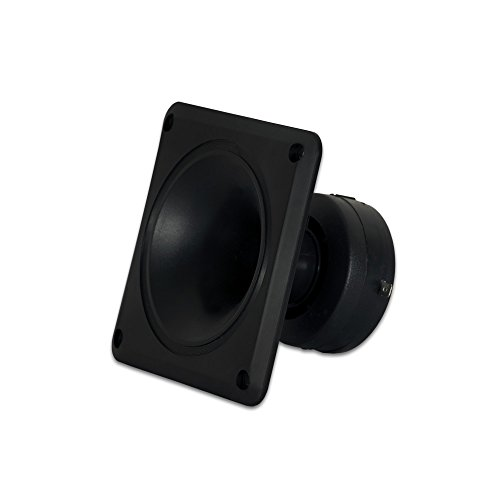 Goldwood Sound 150 Watts 8ohm Piezo Horn Speaker Tweeter Black (GT-1165)
