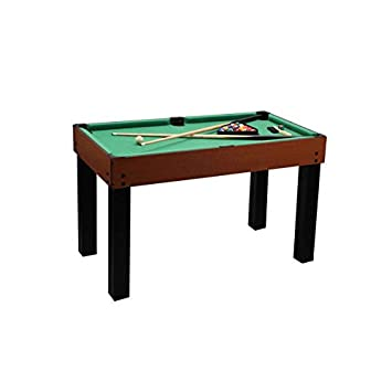 4 In 1 Game Table With Mini Pool, Hockey, Foosball U0026 Ping Pong