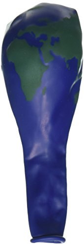 PIONEER BALLOON COMPANY Globe Latex Balloon, 11