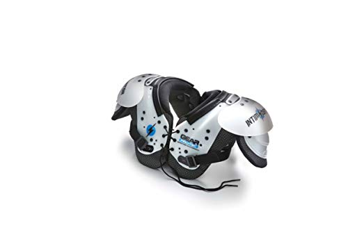 Gear 2000 Youth Intimidator Junior Shoulder Pad (X-Small) -
