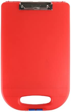 Blue Dexas Clipcase 2 Storage Clipboard with Rounded Handle