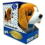 Barney the Beagle Electronic Moving Dog, , Battery Operated