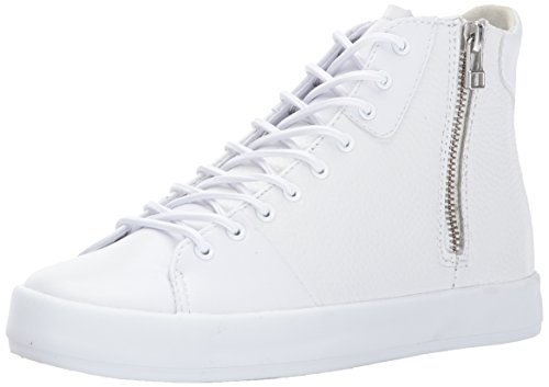 Kreative Rekreative Kvinders W Carda Hi Sneaker Hvid Læder eHlAYWSMc