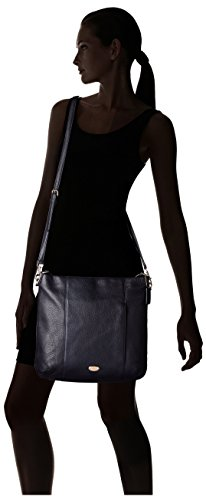 Coach-Pebbled-Leather-Midnight-Blue-Hobo-Shoulder-Handbag-F34511