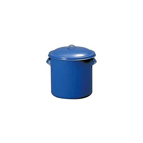 노다 호로 (Nodahoro) 노다 법랑 법랑 법랑 냄비 포트 14cm AKT16014