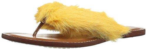 Bernardo Women's Miami Fur, Butterscotch, 5 M US