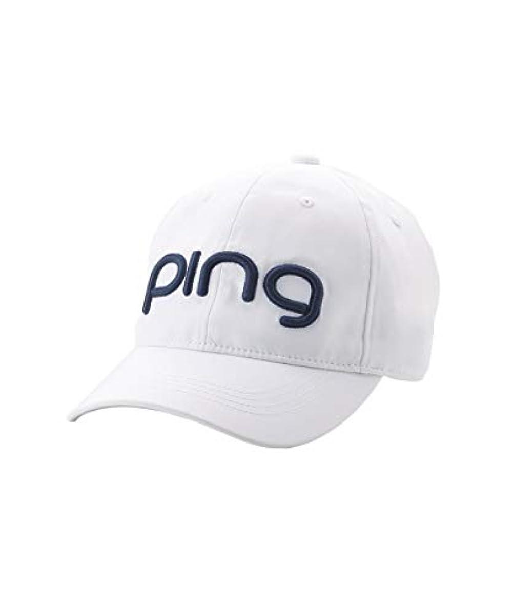 [해외] 핑 골프 캡 35346 01WH F