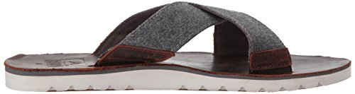 Reef Men's Voyage Crossover Slide, Premium Real Le Le Le - Choose SZ Coloreeeee 05a772