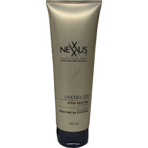 Nexxus Exxtra Gel Super Hold Styling Sculptor 8.5 Oz (Pack of 3) by Nexxus