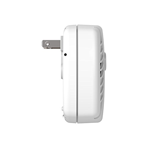 029054122001 - First Alert CO605 Carbon Monoxide Plug-In Alarm with Battery Backup carousel main 2