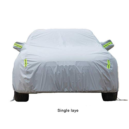 Car Cover GLP Fully Waterproof Anti UV Sun is for Skoda TechArt GmbH Superb  Derivative Yeti Octavia, Oxford Cloth/Cotton Lining All Weather Durable