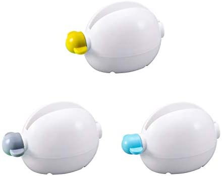 3 Pack Toothpaste Squeezer Tube Roller Winder Toothpaste Dispenser Squeezer Bathroom Accessories