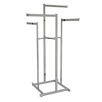 Amazon.com: econoco 4-Way Hi-Capacity con brazos Straight ...