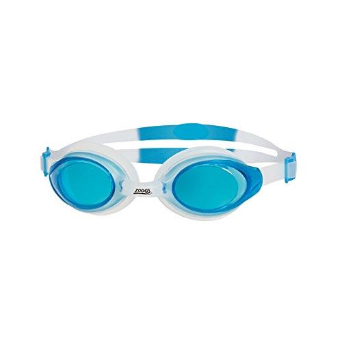 Zoggs Bondi Lunettes de Natation Mixte Aqua/Clear/Tint