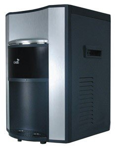 Countertop Cooler (Oasis POU1CCTHS Onyx Countertop POU Hot N' Cold Water Cooler)