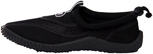 The Bay Women's Slip On Athletic Aqua Socks Water Shoes Blue 2905 8 B(M) US