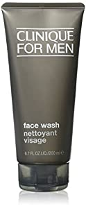 Clinique Men Face Wash (For Normal To Dry Skin), 6.7 Ounce