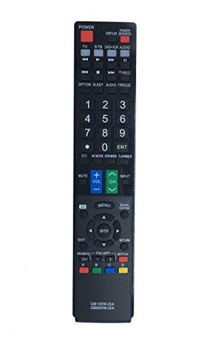 sharp remote gb004wjsa - 4