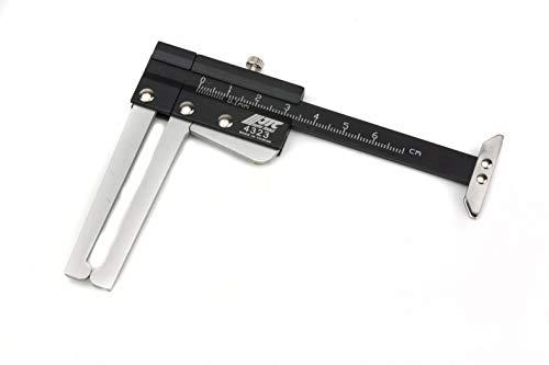 (Brake Disc Measuring Tool, Disc Brake Rotor Caliper Gauge Gage Micrometer by JTC 4323)