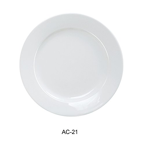 Yanco AC-21 ABCO Dinner Plate 12  sc 1 st  Plate Dish. & Dinner Plate Chinaware. Yanco AC-21 ABCO Dinner Plate 12