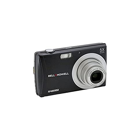 - 314wGHN6q4L - Bell+Howell S40HDZ-BK 16Digital Camera with 2.7″ LCD (Black)