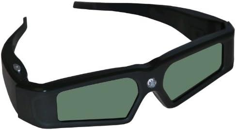 Optoma ZD201 - Gafas 3D, negro: Amazon.es: Electrónica
