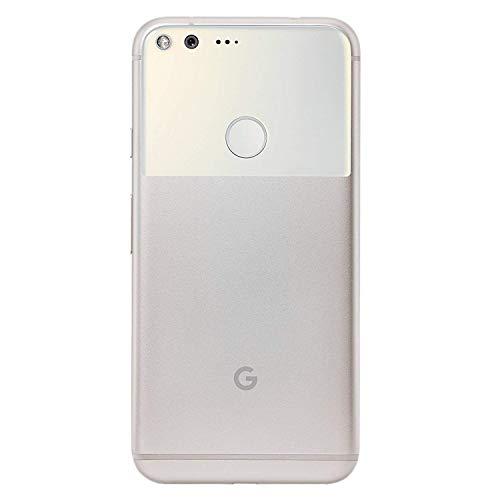 Google Pixel XL Phone 32GB - 5.5 inch display ( Factory Unlocked US Version ) (Very Silver) (Renewed)