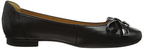 Gabor Shoes Fashion, Bailarinas para Mujer Negro (schwarz 27)