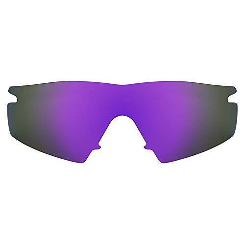 Polarizados De — Frame Repuesto M Múltiples Strike Oakley Plasma Opciones Púrpura Lentes No Para Mirrorshield 6nAg0Zdgq