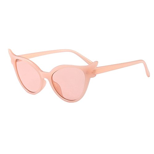 (POHOK Sunglasses Eyewear Retro Classic Vintage Rapper Oval Shades Eyewear Frames)