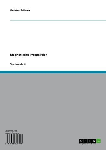 Magnetische Prospektion (German Edition)