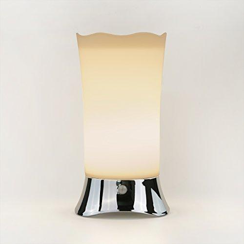 ZEEFO Table Lamps/Indoor Motion Sensor LED Night Light, Portable Retro Battery Powered Light for Bedroom, Bathroom, Babyroom, Dining and Reading by ZEEFO