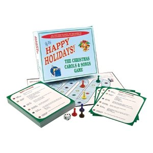 Christmas Trivia Game (Christmas Carols Holiday Songs Trivia Xmas Game by)