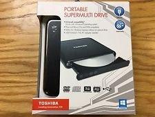 Toshiba PA3438U-1CD2 UltraSlim USB 2.0 CD-RW/DVD-ROM Combination Drive