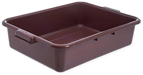 - Carlisle N4401001 Comfort Curve Ergonomic Wash Basin Tote Box, 5