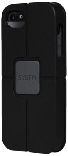 SYSTM Black / Asphalt Vise Case - iPhone 5 - SY10026