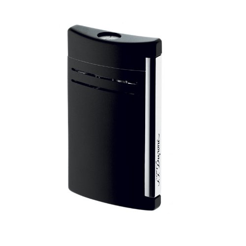 S.T. Dupont Maxi Jet Matte Black Lighter - 20003N by S.T. Dupont