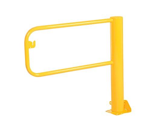 Vestil SDG-8 Swivel Dock Gate Pair for 8' Door, Yellow (Pack of 2) by Vestil