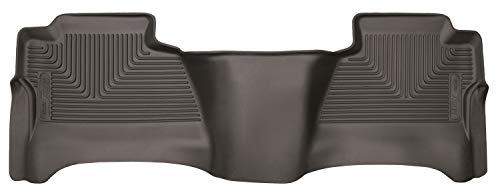 Husky Liners Fits 2014-18 Chevrolet Silverado/GMC Sierra 1500 Crew Cab, 2015-19 Chevrolet Silverado/GMC Sierra 2500/3500 Crew Cab X-act Contour 2nd Seat Floor Mat