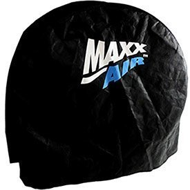 MaxxAir XXBF42COVERBLK Cover for 42 Barrel Fan, Black by Maxxair by Maxxair