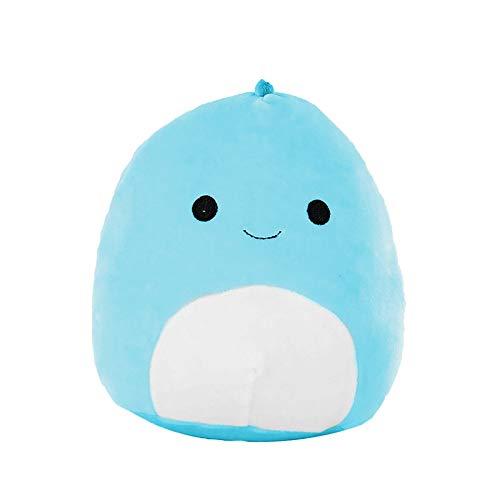19Cm Super Soft Toy Cute Dinosaur Doll Plush Toy Children'S Gift Baby Dino Stuffed … (blue)